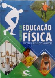 Manual de Educação Física  Autores Diversos - 8496713989