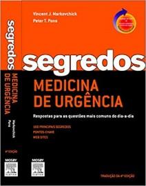 Livro - Segredos - Medicina de Urgência