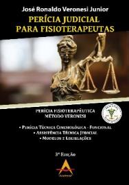Livro Perícia Judicial para Fisioterapeutas - Veronesi Junior 8560416706