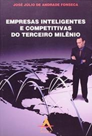 Livro Empresas Inteligentes e Competitiva Fonseca 8560416269