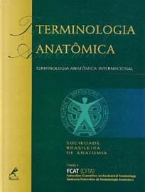 Livro Terminologia anatômica por SBA (Autor 8520411053