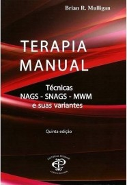 Livro Terapia Manual - Brain R. Mulligan. NAGS-SNGAS-MVM 8586067369