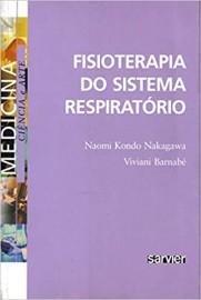 Livro - Fisioterapia do Sistema Respiratório (Português) Capa comum – 1 janeiro 2007 por Viviani Barnabe